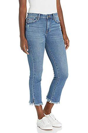Sam Edelman Sam Edelman Damen Stiletto High Rise Crop Boot Jeans 32