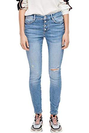 s.Oliver S.Oliver Damen 21.001.72.3900 Slim Jeans