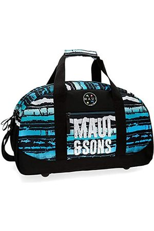 Maui & Sons Maui and Sons Waves Reisetasche 50x28x26 cms Polyester