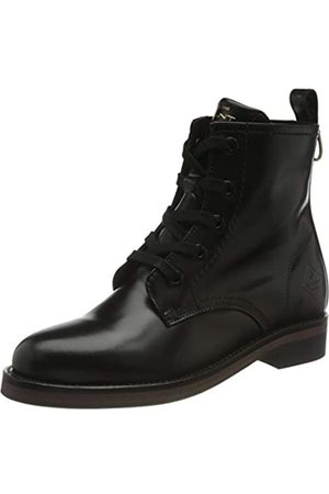 GANT FOOTWEAR Damen MALIIN Mode-Stiefel, Black