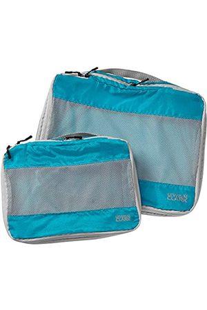 Lewis N. Clark Lewis N Clark electrolight Verpackung Cube Set 2er Pack (Blau) - 1125
