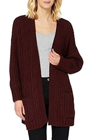 Herrlicher Damen Strickpullover - Damen Jael Structured Wool Strickjacke