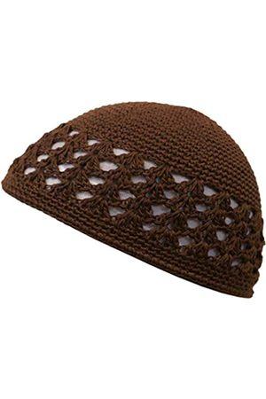 Shoe String King Herren Hüte - SSK Knit Kufi Mütze - Koopy Cap - Crochet Beanie - - Einheitsgröße
