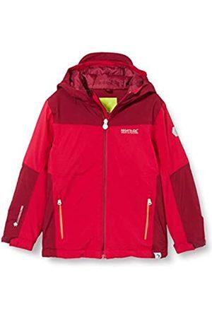 Regatta Regatta Unisex Kinder Junior Highton Padded Waterproof Breathable Taped Seams Insulated Hooded Jacket Jacke