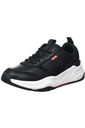 Levi's Damen 232031-795-59_40 Sneakers, Black