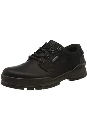 Ecco ECCO Herren Track 25 M BlackBlack Pull UpOil Nubuc Hiking Shoe, Schwarz (Black/Black)