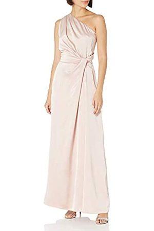 Halston Heritage Damen Asymmetrische Kleider - Damen Asymmetric Draped Gown Formales Kleid