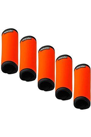 Hibate Hibate Comfort Neoprene Luggage Handle Wrap Grips - Fluorescent Orange