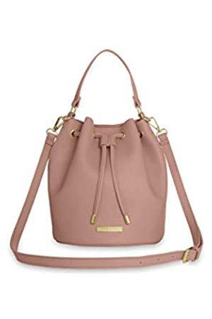 Katie Loxton Katie Loxton Große Chloe Bucket Damen Handtasche aus veganem Leder mit Kordelzug