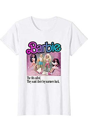 Barbie Damen T-Shirt, 90's Team