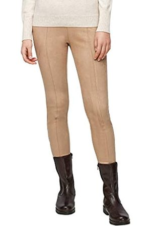 s.Oliver S.Oliver Damen Slim Fit: Jeggings aus Velours 46