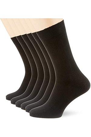 FM London 6er Pack Herren Socken mit HyFresh Geruchsschutztechnologie, One size (39-45 EU), Farboptionen