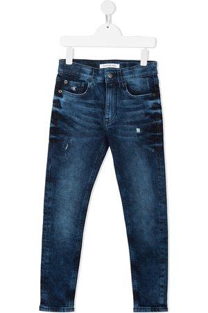 Calvin Klein Kids Slim fit jeans