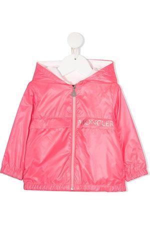 Moncler Enfant Logo-print jacket