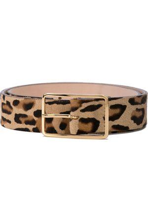 B-Low The Belt Gürtel mit Leoparden-Print