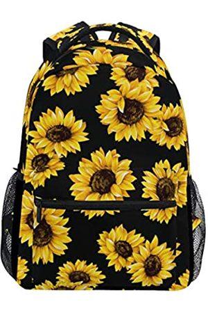alaza ALAZA Großer Rucksack mitn-Druck, für Laptop, iPad, Tablet, Reisen, Schule