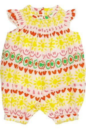 Stella McCartney Kids Baby Spieler aus Baumwolle