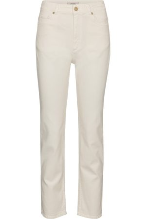 Dorothee Schumacher High-Rise Straight Jeans Denim Love
