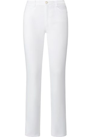 Brax Feel Good Damen Stretch - Skinny-Jeans Modell Shakira weiss