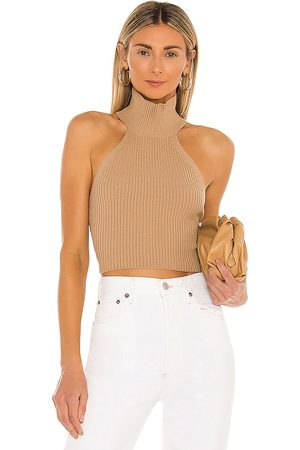 House of Harlow 1960 X REVOLVE Heather Halter Top in . Size M, S, XL, XS, XXS.