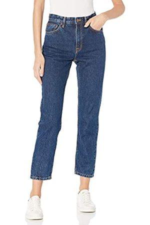 Nudie Jeans Damen Breezy Britt Dark Jeans