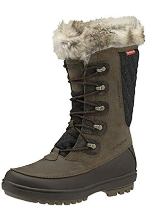 Helly Hansen Damen W Garibaldi VL Sneaker, 745 Cement/Caffe Bean/Sper