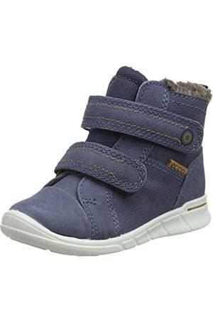 Ecco ECCO Baby-Jungen Kavalan First Walker Shoe, Blau (Ombre)