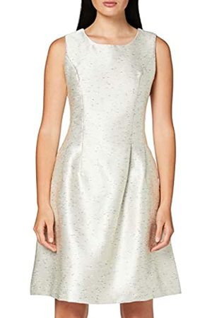 Apart Damen Partykleider - Damen Jacquard Dress Cocktailkleid