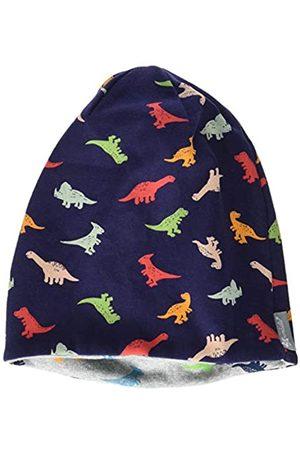 Sterntaler Jungen Wende-Slouch-Beanie mit Dinosaurier-Motiven