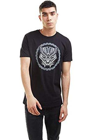 Marvel Marvel Herren Black Panther Symbol T-Shirt