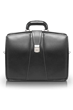 McKleinUSA Herren Harrison Laptop-Aktentasche aus Leder, 43,2 cm (17 Zoll)