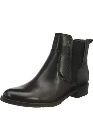 Jana 100% comfort Damen 8-8-25309-25 Stiefelette, Black