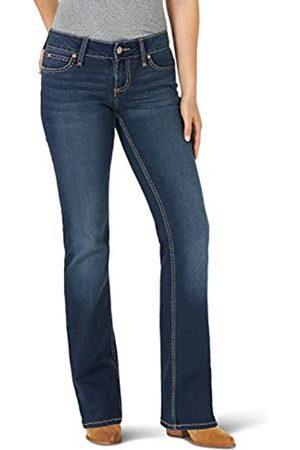 Wrangler Wrangler Damen Retro Mid Rise Boot Cut Jeans