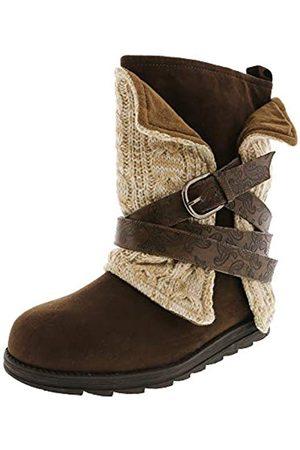 MUK LUKS Damen Women's Nikki Boots modischer Stiefel