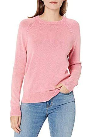 Goodthreads Damen Sweatshirts - Mineral Wash Crewneck Sweatshirt Sweater Pullover-Sweaters XL