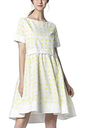 Apart APART Damen Sommerkleid in Tupfen-Print