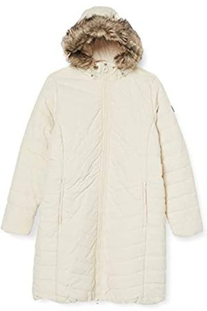 Regatta Damen Fritha Insulated Lined Baffle Quilted Hooded Jacket Jacke