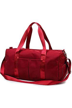 KARRESLY Sporttasche für Damen oder Herren, Reisetasche mit Nassfach und Schuhfach für Training, Schwimmen