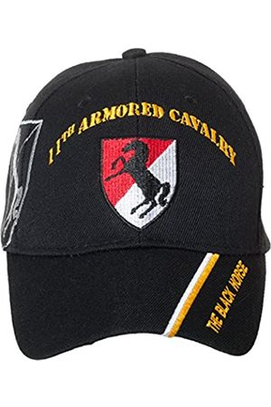 Artisan Owl Artisan Owl Offiziell lizenzierte US Army Armored Division Baseballkappe, bestickt