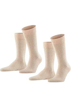 Falke Herren Happy 2-Pack M SO Socken