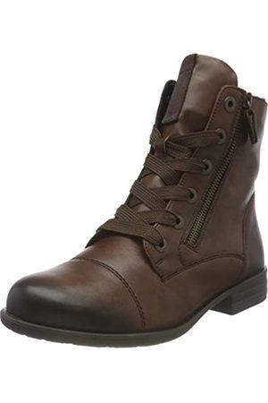 Remonte Damen R0980 Mode-Stiefel, palisander/palisander / 24