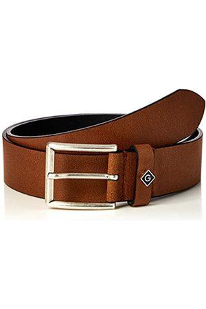 GANT Herren D1 Logo Leather Belt Gürtel