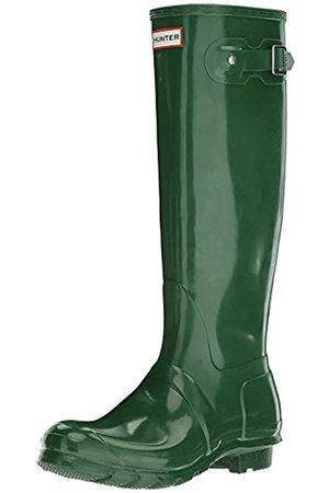 Hunter Damen High Wellington Boots Gummistiefel, (Green HGR)