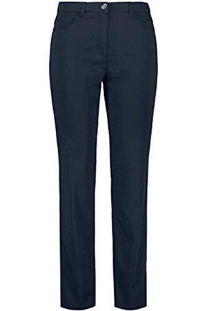 Samoon Damen Stretchhose Jenny mit komfortablem Bein Feminine Passform 50