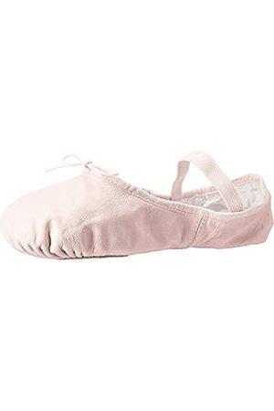 Bloch Women's Dance Dansoft II Leather Split Sole Ballet Shoe/Slipper