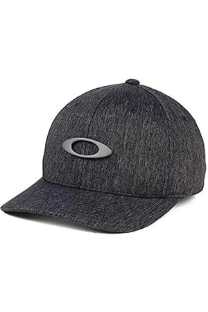 Oakley Tin Can Stretch-Fitted Cap Heather Graphite