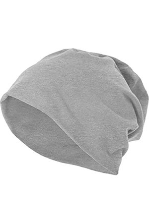 Build Your Brand Unisex-Adult Jersey Beanie Hat