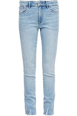 s.Oliver S.Oliver Damen Slim Fit: Slim ankle leg-Jeans stretch 38