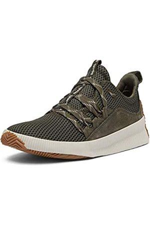 sorel Out N About Plus Sneaker für Damen, lässig, leichter Regen, wasserdicht, Grau (Alpen-Tundra)