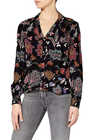 Morgan Damen Chemise imprimé Fleurs Chola Shirt